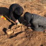 На раскопках. Фото 4