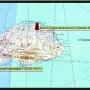 Запланированные работы в районе острова Врангеля. Изображение предоставлено Северным флотом