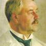 Барон Фридрих Эдуардович Фальц-Фейн. Неизвестный художник