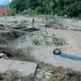 Последствия наводнения, произошедшего в июле 2012 года в Краснодарском крае. Фото: Сергей Мухаметов, географический факультет МГУ