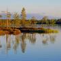 Река Нанк-Пех, Пуровский район, Ямало-Ненецкий автономный округ. Фото: Сергей Кутовой
