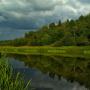 Река Оять. Фото предоставлено участниками экспедиции