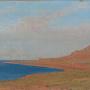 Озеро Иссык-Куль. Картина Василия Верещагина. 1869-1870 гг.