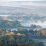 Туманы ранней осени. Фото: Светлана Горбатых