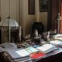 Рабочий стол Марии Матвеевой. Фото: Наталья Мозилова