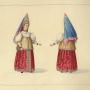 Этнографические рисунки. Из собрания Научного архива РГО