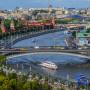 На московских просторах. Фото: Марина Короткова