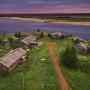 Деревня в Архангельской области. Фото: Илья Дровнин