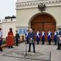 Выступление заместителя председателя Попечительского совета ОРО РГО Александра Ивановича Зеленцова