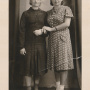 Ольга Наумова Мария Князева (справа), октябрь 1943 г., Австрия. Фото предоставлено Анатолием Пасиком
