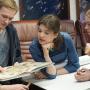 Заседание Молодёжного интеллектуального клуба РГО. Фото: пресс-служба РГО