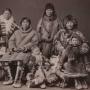 Самоеды (ненцы), первая половина XX века. Фото: Научный архив РГО