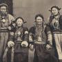 Бурятки, Восточная Сибирь, 1890 год. Фото: Научный архив РГО