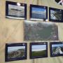 Карта озера Нум-то и фотографии из экспедиции РГО ЯНАО.