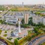 68-метровая ракета Р7, ставшая памятником. Фото: ru.depositphotos.com