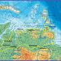 Карта маршрута экспедиции