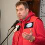 Руководитель экспедиции Константин Богданов. Фото: Александр Филиппов, пресс-служба РГО