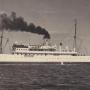 """Штабное судно, до войны - круизный пароход """"Вирония"""""""