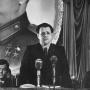 Николай Патоличев прожил долгую жизнь. После работы в Челябинске был первым секретарём Компартии Белорусии, затем 27 лет возглавлял Министерство внешней торговли СССР. Фото середины 50- годов. Источник: Государственный архив Челябинской области