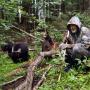 """Фото: """"Центр спасения медвежат-сирот"""""""