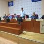 Президиум пленарного заседания (Фото Дмитрий Мелешкин)