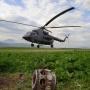 До большинства мест падений самолётов можно добраться только на вертолёте. Фото: Центр современной истории/Сергей Катков