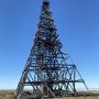 Высота маяка - 35 метров. Фото: Иван Анохин, Центр Современной истории