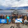 Участники экспедиции РГО перед отплытием на остров Кильдин. Фото: Дмитрий Алексеев