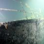 """Нос парохода """"Эверита"""". Фото: """"Разведывательно-водолазная команда"""""""