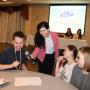 Интеллектуальная игра в рамках Молодежного клуба РГО. Фото: Татьяна Николаева
